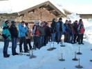 Eisschießen Veteranen - Musikkapelle 2012